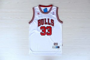 Jersey Hardwood Classics  - 33 Scottie Pippen - Chicago Bulls Adidas - MASCULINA