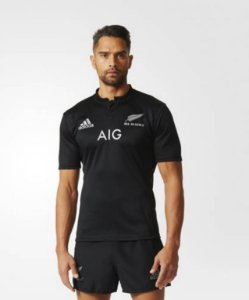 Camiseta Adidas Rugby All Blacks Nova Zelandia 2017