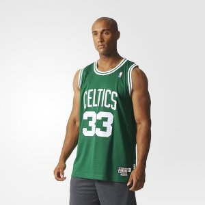 Jersey  - 33 Larry Birdy- Boston Celtics Adidas - MASCULINA