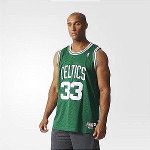 Jersey  - 33 Larry Birdy- Boston Celtics Adidas - MASCULINA