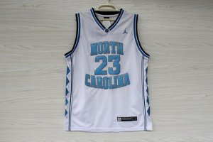 Jersey Colege - 23 Michael Jordan - Carolina do Note - MASCULINA