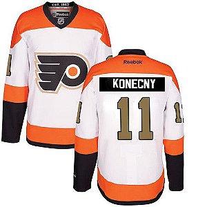 Jersey  - 11 Travis Konecny - Philadelphia Flyers