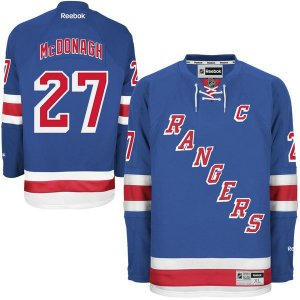 Jersey  - 27 Ryan McDonagh New - York Rangers
