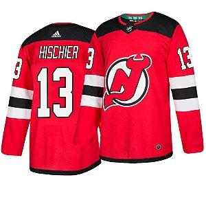 Jersey - 13 Nico Hischier - New Jersey Devils