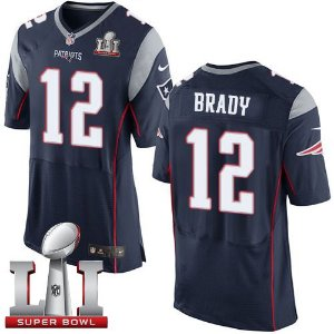 PRONTA ENTREGA  -  Jersey - 12 Tom Brady - New England Patriots  - MASCULINA