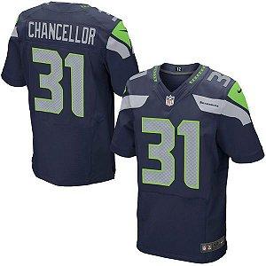 Jersey - 31 Kam Chancellor - Seattle Seahawks - MASCULINA