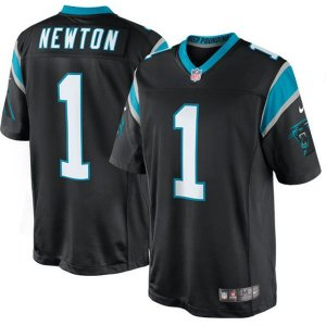 Jersey - 1 Cam Newton - Carolina Panthers  - MASCULINA