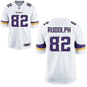 Jersey - 82 Kyle Rudolph - Minnesota Vikings - MASCULINA