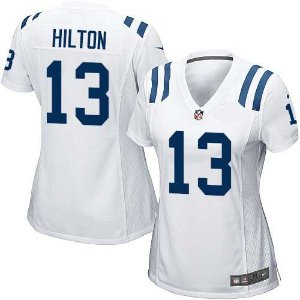 Jersey -13 T.Y. Hilton -  Indianapolis Colts - FEMININA