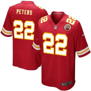 Jersey - 22 Marcus Peters - Kansas City Chiefs - MASCULINA