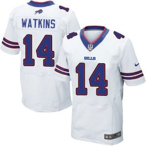 Jersey - 14 Sammy Watkins - Buffalo Bills