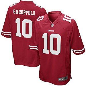 Jersey - 10 Jimmy Garoppolo - San Francisco 49ers