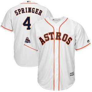 Jersey - 4 George Springer - Houston Astros