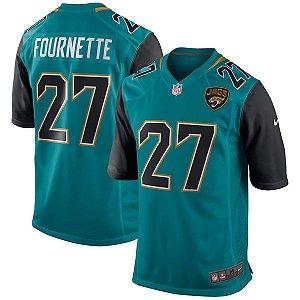 Jersey - 27 Leonard Fournette - Jacksonville Jaguars