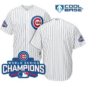 Jersey - Chicago Cubs - Com Personalização