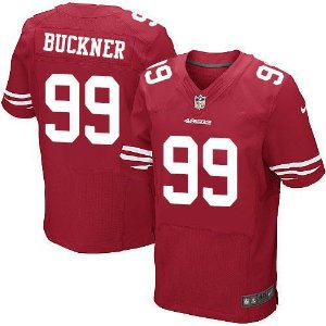 Jersey - 99 deforest buckner - San Francisco 49ers