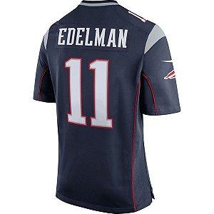 Camisa - 11 Julian Edelman - New England Patriots
