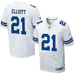 Camisa - 21 Ezekiel Elliott - Dallas Cowboys