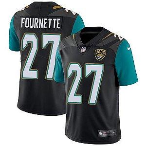 Camisa - 27 Leonard Fournette - Jacksonville Jaguars