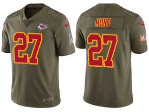 Camisa - 27 Kareem Hunt - Kansas City Chiefs