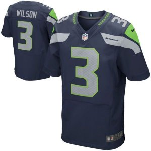 Camisa - 3 Russell Wilson - Seattle Seahawkss