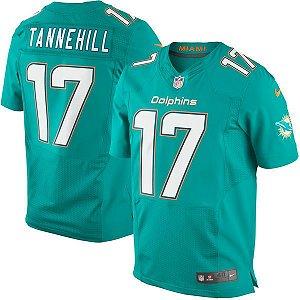 Camisa - 17 Ryan Tannehill - Miami Dolphins