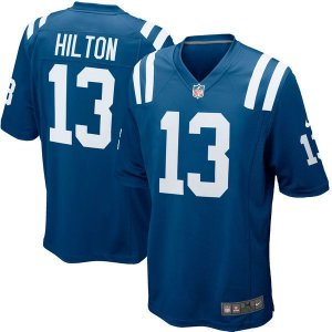 Camisa - 13 TY Hilton - Indianapolis Colts