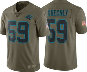 Camisa - 59 Luke Kuechly - Carolina Panthers
