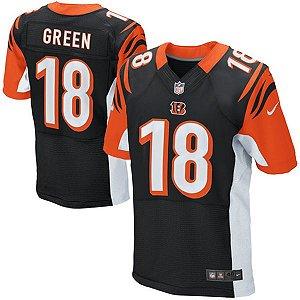 Camisa - 18 AJ Green - Cincinnati Bengals