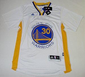 Camiseta Golden State Warriors - 30 Stephen Curry - Adidas - PRONTA ENTREGA