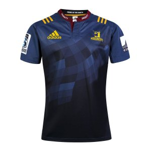 Camiseta Adidas Rugby HIGHLANDERS