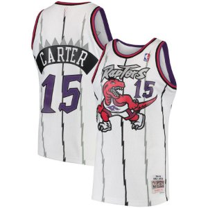 Camisa Toronto Raptors - 15 Vince Carter - 1 Tracy McGrady