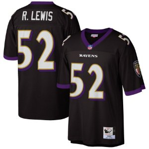 Camisa 52 Ray Lewis - Mitchell & Ness
