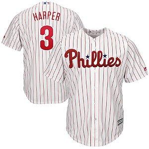 Camisa Philadelphia Phillies - 3  Bryce Harper