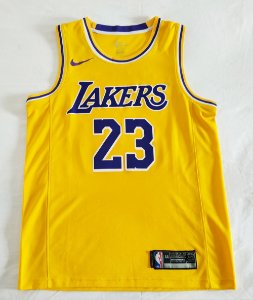 Camisa Los angeles lakers - 23 LeBron James - Pronta entrega