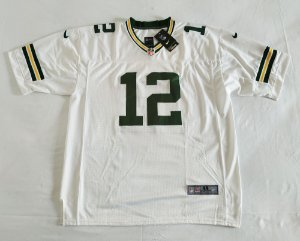 Camisa Green Bay Packers - 12 Aaron Rodgers - Modelo Elite -  Pronta entrega