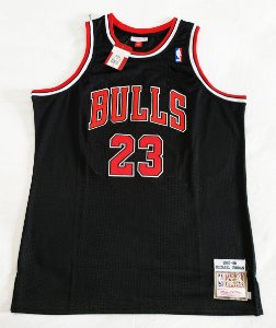 Camisa Chicago Bulls - 23 Michael Jordan - Mitchell and ness - Pronta entrega