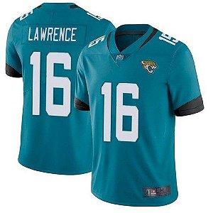 Camisa Jacksonville Jaguars - 16 Trevor Lawrence27 - Leonard Fournette - 15 Gardner Minshew