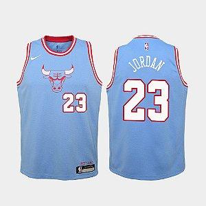 Camisa Chicago Bulls - 23 Michael Jordan