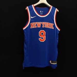 Camisa - New York Knicks - Icon Edition - Authentic Jersey - 9 R.J. Barrett