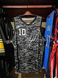 Camisa San Antonio Spurs - escolha qualquer jogador do time
