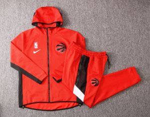 Agasalho casaco com Capuz NBA Toronto Raptors Showtime Therma Flex