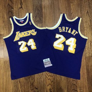 Camisa Los Angeles Lakers - #24 kobe Bryant - mitchell and ness  07 / 08