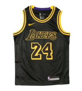 Camisa los Angeles lakers - 24 kobe bryant - 8 kobe bryant - black mamba