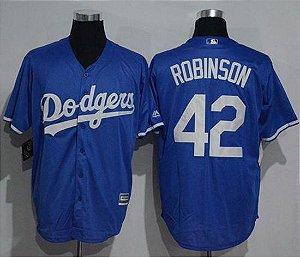 Camisa Brooklyn Dodgers - 42 jackie robinson