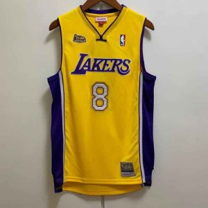 Camisa Los Angeles Lakers - #24 kobe Bryant - mitchell and ness  - finais 99 / 2000