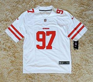 Camisa San Francisco 49ers - 97 Nick Bosa - Pronta Entrega
