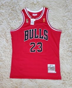 Chicago Bulls - 23 Michael Jordan - Mitchell and ness - Pronta Entrega