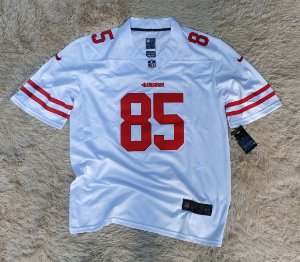 Camisa San Francisco 49ers - 85 George Kittle - Pronta Entrega