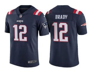 Camisa New England Patriots - 12 Tom Brady - Pronta Entrega